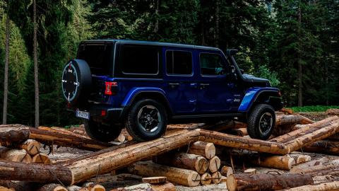 Jeep Wrangler Unlimited 1941 Jeep Camp 2019