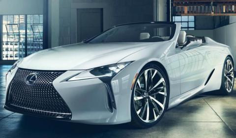 Lexus podría lanzar un nuevo compacto eléctrico con un diseño nada convencional