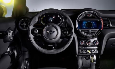 El primer coche 100% eléctrico de Mini