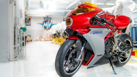 motos altas prestaciones exclusivas lujo limitada agotada