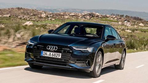 Prueba del Audi A6 2019