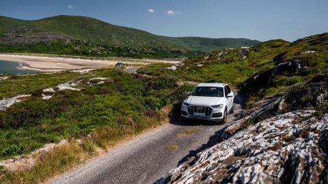 Prueba Audi Q7 2020