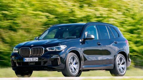 Prueba: BMW X5 M50d
