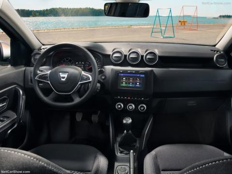 Prueba Dacia Duster 1.3 TCE