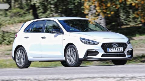 prueba del Hyundai i30 N-Line