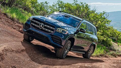 Prueba del Mercedes GLS 2019