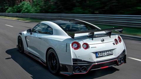 Prueba: Nissan GT-R Nismo 2020