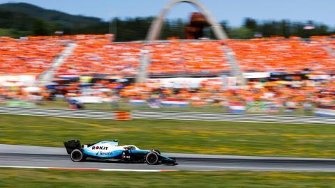 Robert Kubica GP Austria