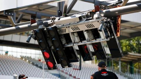 Semáforos GP Alemania