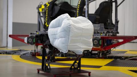 Airbag Honda