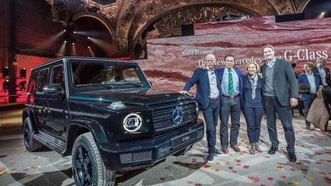 Arnold Schwarzenegger salda cuentas en AUTO BILD con la industria del automóvil