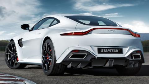 Aston Martin Vantage by Startech