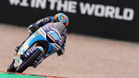 piloto circuito motos moto