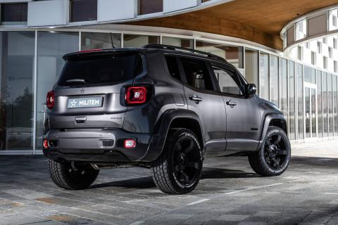 Jeep Renegade by Militem
