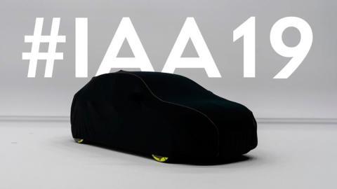 coches compactos futuro electrico iaa 2019