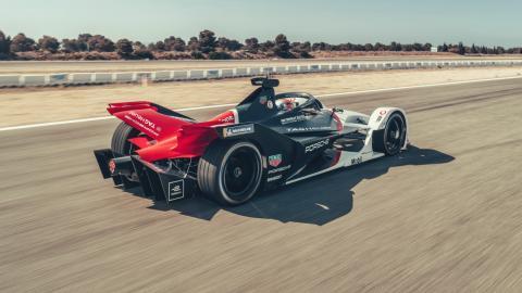 Porsche 99X Electric Fórmula E