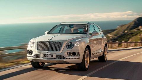 Prueba del Bentley Bentayga Plug-in-Hybrid