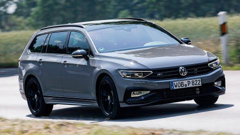 Prueba: Volkswagen Passat R-Line