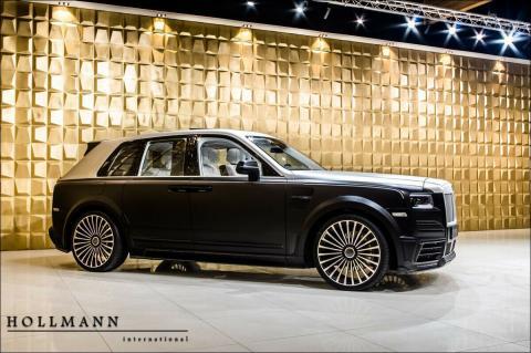 Rolls-Royce Cullinan Billionaire