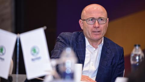 Bernhard Maier, CEO de Skoda Auto
