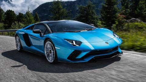 accidente Lamborghini Aventador