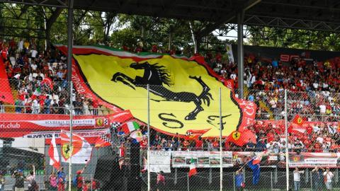 Afición de Ferrari