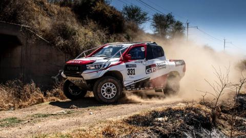Alonso y Coma - Toyota Hilux