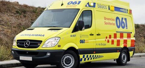 Ambulancia gallega