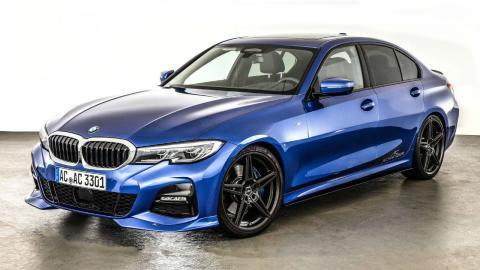 BMW Serie 3 de AC Schnitzer