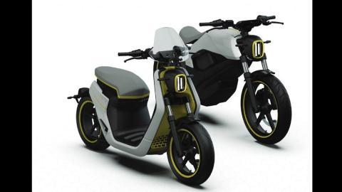 triciclo ciudad urbana compartido