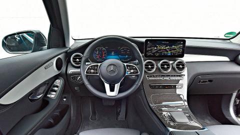 Comparativa del BMW X3 vs Mercedes GLC