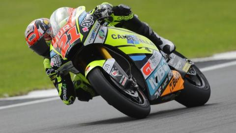 moto2 speed up
