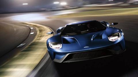 Ford GT Mystichrome