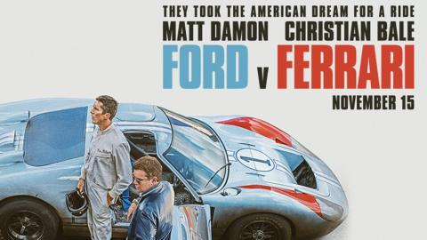 'Ford v Ferrari', la película que puede no gustar a Ford