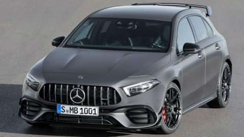 Mercedes-AMG A45 2020