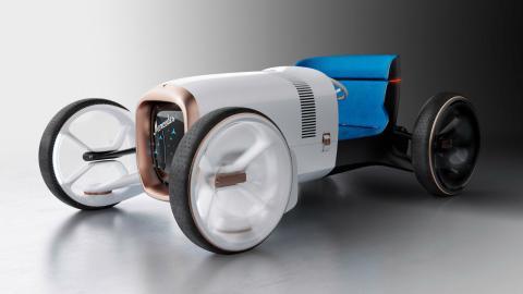 Mercedes Vision Simplex Concept