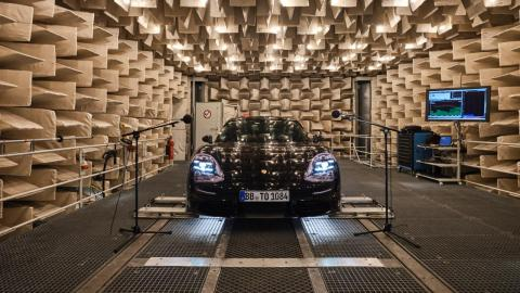 Porsche Electric Sport Sound