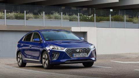 Prueba del Hyundai Ioniq 2019