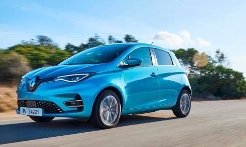 Prueba del Renault Zoe Autobild.es