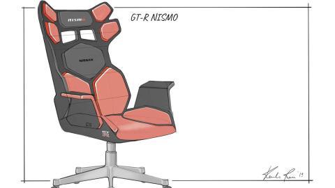 Silla GTR Nismo