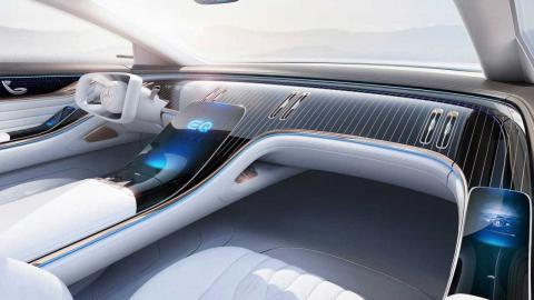 Teaser Mercedes EQ Concept