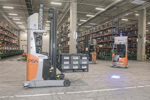 Fábrica PSA Vigo