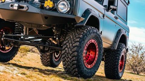 Ford Bronco Toyo Tires