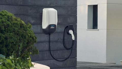 Ford Connected Wallbox