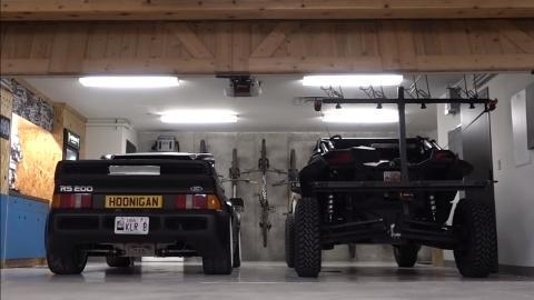 Garaje Ken Block
