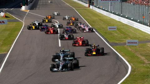 GP Japón F1 2018