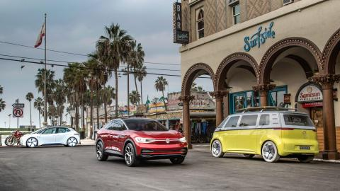 Huella de carbono neutra: así planea Volkswagen fabricar sus coches más ecológicos
