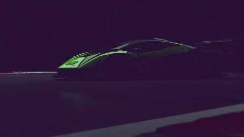 Lamborghini 830