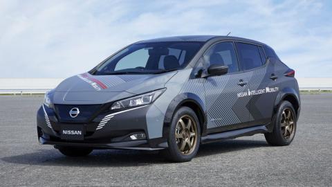 Nissan Leaf de 309 CV
