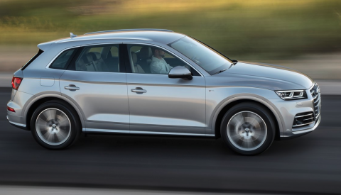Prueba Audi Q5 2.0 TDI 190 CV